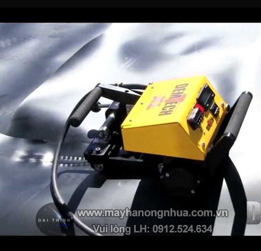 Model máy hàn bạt nhựa Demtech Pro Wedge XL