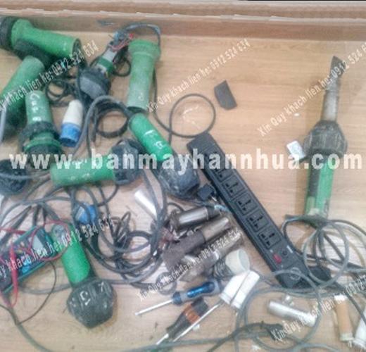 Sửa chữa máy hàn nhựa cầm tay DSH XA
